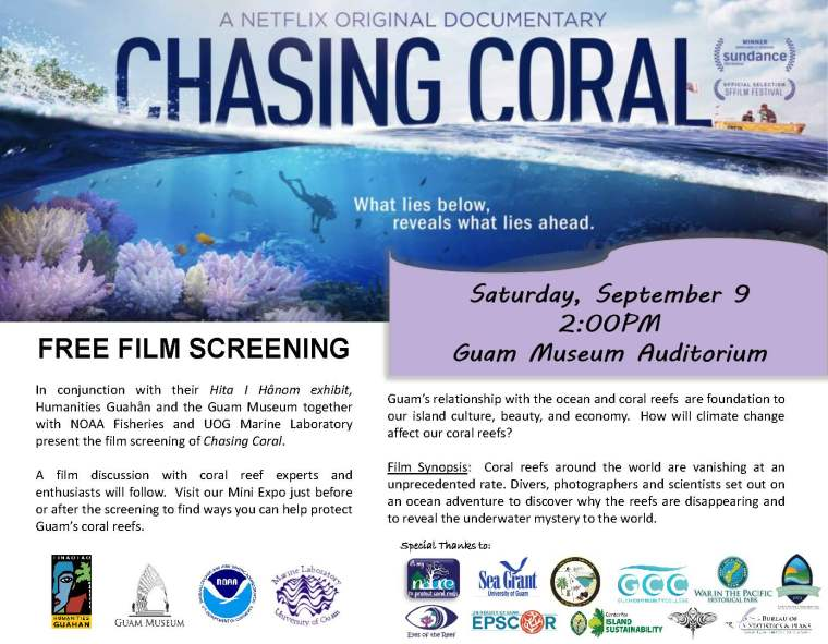 Chasing Coral flyer_Sept 9 (2)